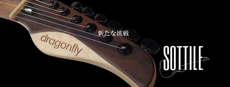 dragonfly GUITAR NEW MODEL