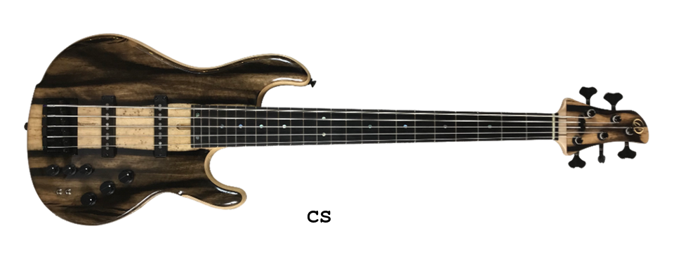 dragonfly bass guitar C series