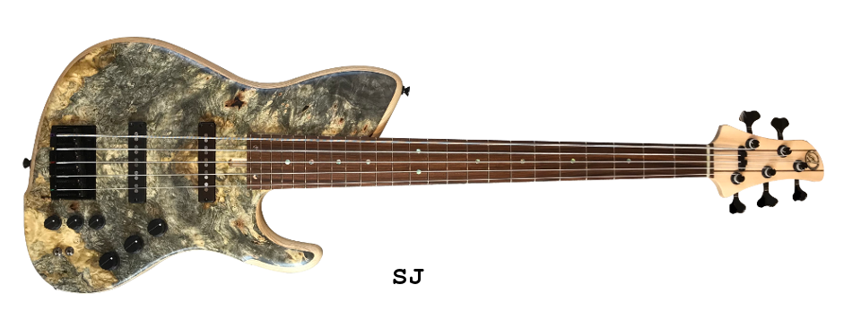 dragonfly bass guitar S series