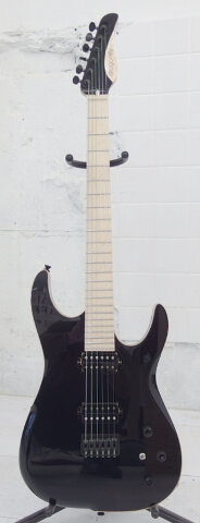 Sottile 648 Body:L.ASH,Finish:GLOSS BLACK, F/B: MAPLE