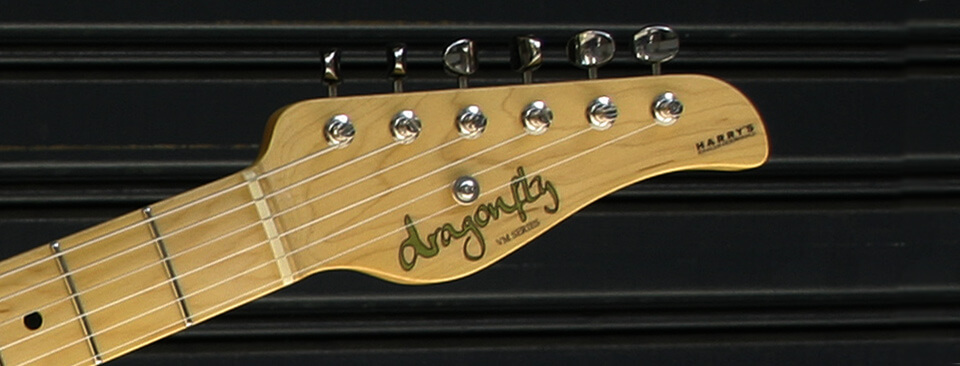 dragonfly guitar VM series